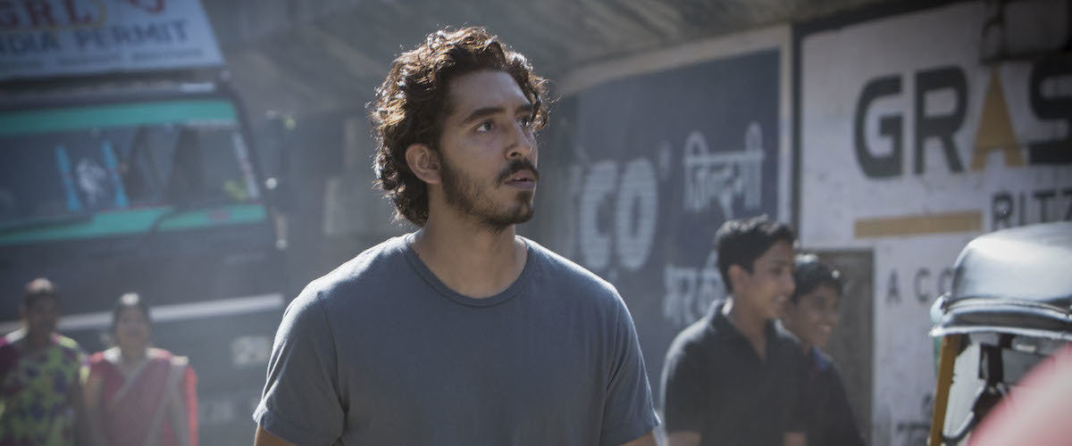 Dev Patel stars in Lion movie