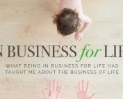 In Business for Life by Brad Lindemann